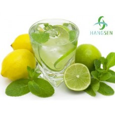 """Жидкость Кальянная Hangsen """"Cool lemon"""" (Лимон-лайм с Мятой)"""