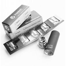 Атомайзер для электронных сигарет Joyetech eGo-C тип А или В в сборе и 5 испарителей